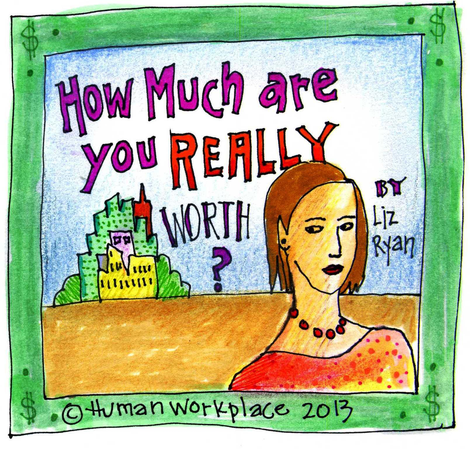 how much are you really worth (3)