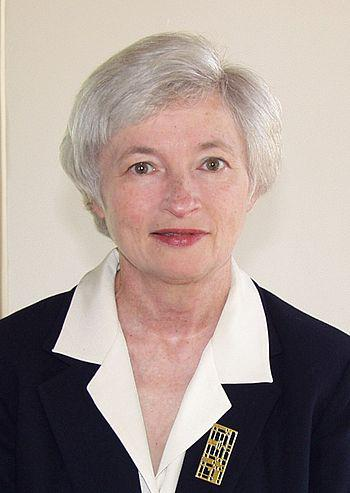 English: Official picture of Janet Yellen from...