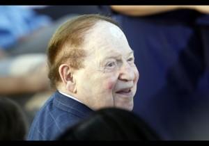Billionaire Sheldon Adelson Was Year's Biggest Winner, With Fortune Jumping $15 Billion