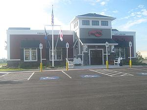 English: Photo of Red Lobster restaurant in Ba...