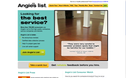 Image representing Angie's List as depicted in...