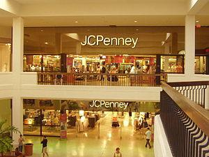 A two-story J. C. Penney in Aventura, Florida ...