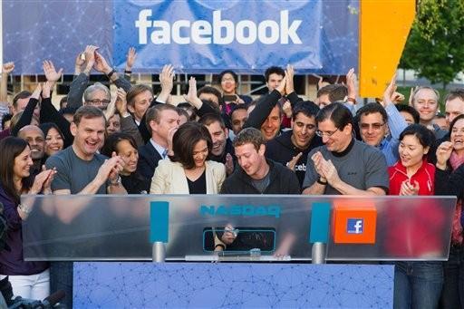 Facebook, Zuckerberg Selling 70 Million Shares In Secondary Offering