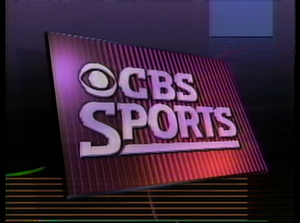 CBS Sports I.D. From 1990