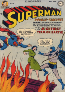 """Superman"" issue #76, 1952"
