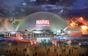 The Marvel Experience Image