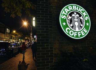 Is Starbucks' future that of a branded consumer goods company?