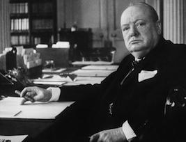 Week Ahead: Let's Hope Churchill Was Wrong About Americans