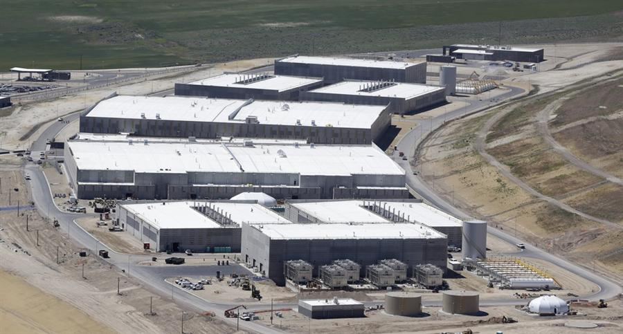 The NSA's massive new data center in Utah is watching, listening, recording and analyzing. (Photo... [+] credit: Rick Bowmer, AP)