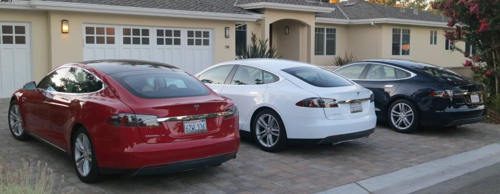 Numbers Don't Lie: Tesla Is Beginning To Put The Hurt On The Competition