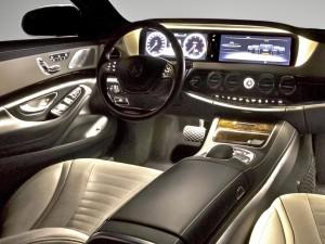 With Trendsetting Technology, 2014 Mercedes-Benz S-Class Gets All Up In Bentley's Business