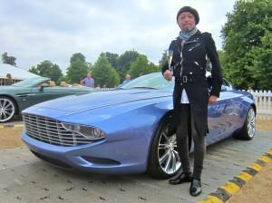 Zagato Delights Aston Martin Fans With One-Of-A-Kind DBS And DB9 At Centennial Picnic