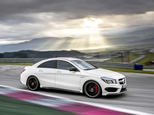 The 2014 CLA45 AMG Is Key To Gen Y, Says Mercedes AMG CEO Ola Källenius