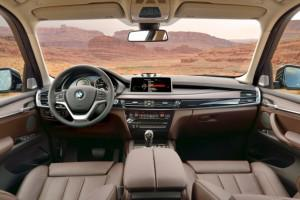 2014 BMW X5 interior image