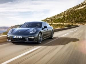 Porsche Ups The Power On The Panamera Turbo S For 2014