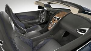 As If The 2014 Vanquish Volante Isn't Special Enough, Aston Martin Offers A Limited Edition Inspired By British Royalty