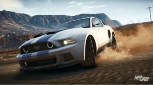 A movie based on the ″Need for Speed″ for video game comes out in March and prominently features this customized Mustang as the ″hero car″ driven by the film's protagonist.