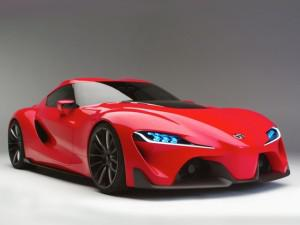Toyota FT-1 Concept Heralds A More Exciting Future (And Maybe A New Sports Car)