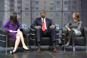 Watch Supermodel Christy Turlington And Basketball Great Dikembe Mutumbo Describe How They're Helping Patients Around The Globe
