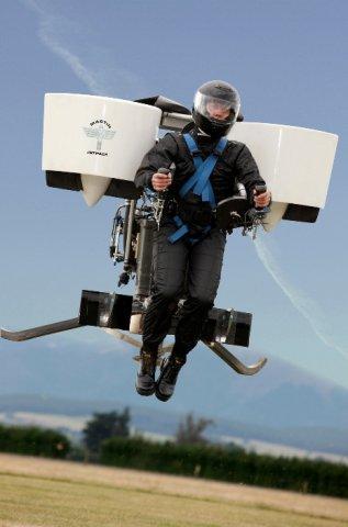 Practical Jetpacks (Finally) Take Off
