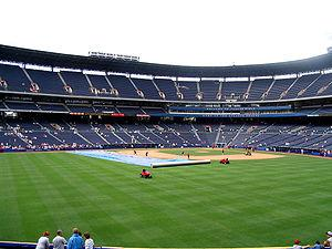 Turner Field in Atlanta, Georgia
