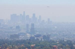 Smoggy Cities May Mean More Strokes  (photo courtesy of the California Environmental Protection Agency)