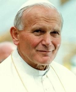 Pope John Paul II was one of the famous people used in the dementia test. (Photo: wiki media)