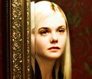 Elle Fanning plays a teenager with bulimia in the short film Likeness. (Image: Candescent Films)
