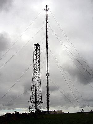 English: Haverfordwest VHF-Transmitter Another...