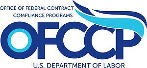 Logo of the United States Office of Federal Co...