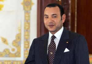 King Mohamed VI of Morocco