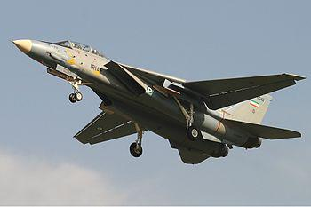Iranian Air Force Grumman F-14A Tomcat