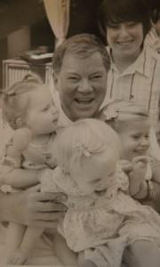 """Shatner's Future."" Photograph Courtesy of William Shatner"