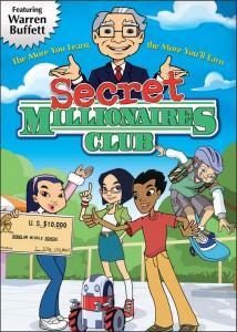 Warren Buffett On Teaching Kids Smart Investing, With Cartoons