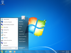 Windows 7 build 7600