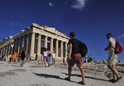 "Greece is too old, too urbanized, and has too bleak a future to be ""emerging."""