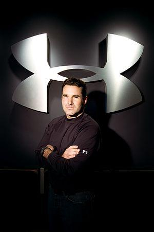 English: Kevin Plank, founder and CEO of Under...
