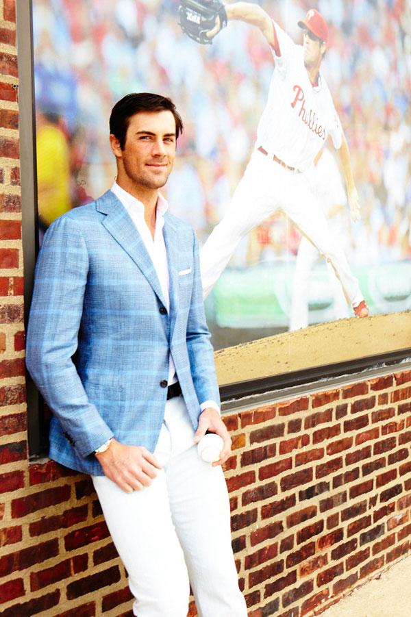 Cole Hamels Runs An Athlete Charity That Actually Works