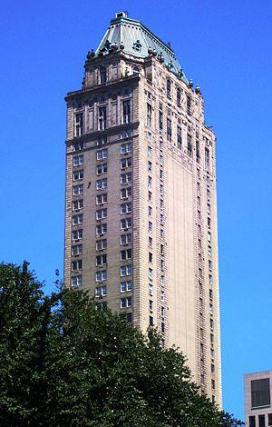 The Pierre Hotel at 795 Fifth Avenue at East 6...
