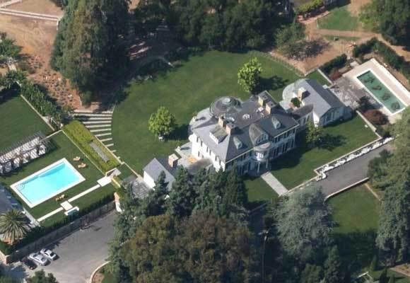 This Woodside, Calif. estate fetched $117.5 million in an off-market deal in November.