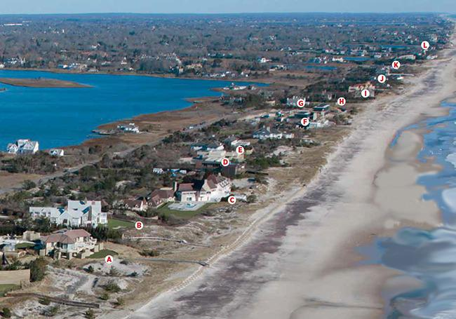 The Hamptons Billionaire Lane Where Wall Street S