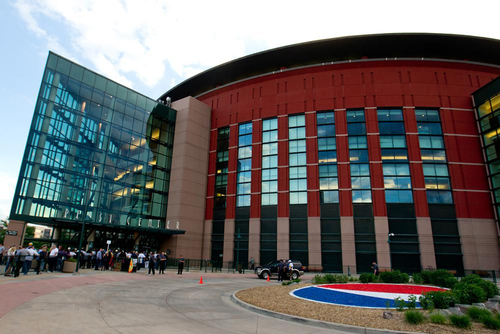Pepsi Center: Forget The Farms And Shopping Centers. Here's A Look
