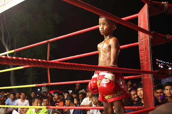 The Brutal Business Of Child Boxing In Thailand