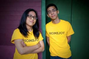 Homejoy cofounders Adora and Aaron Cheung