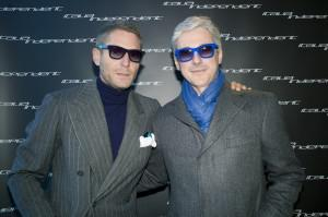Denis colomb italia independent paul andrew three must for Lapo elkann glasses