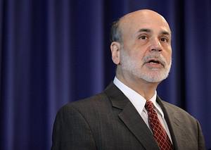 Ben Bernanke's Lead Foot Drives Markets Down