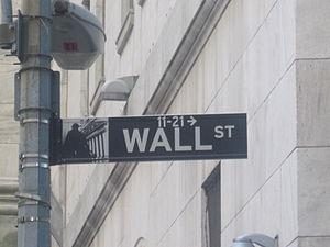 What Will End The Wall Street Bubble?