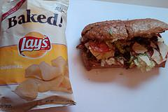 Potbelly Turkey Sandwich