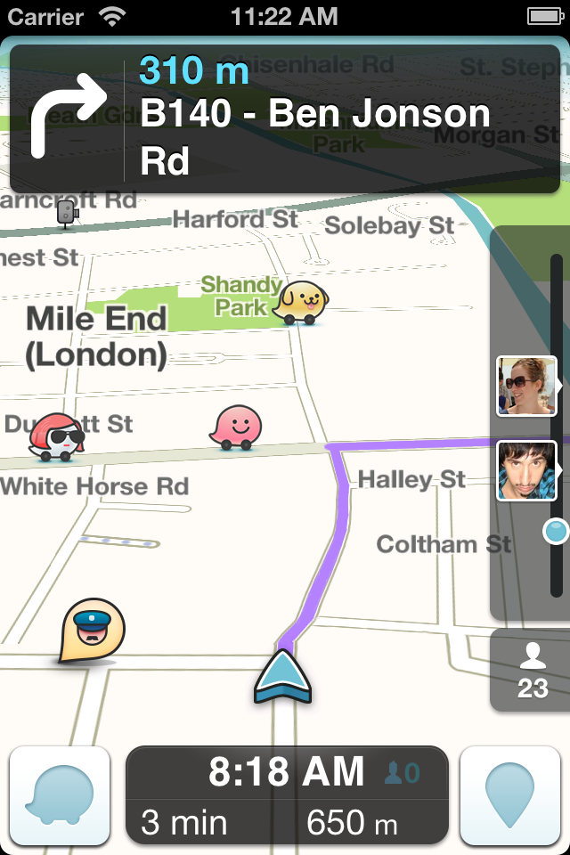 What Waze Adds To Google: A View From Waze's CEO