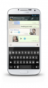 WhatsApp Launches Voice Messaging, Hits 300M Monthly Active Users
